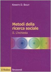 Metodi della ricerca sociale: 2