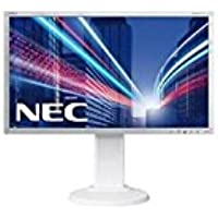 NEC MultiSync E203Wi 49,53cm 19,5Zoll Wide TFT LED-BL 16:9 1.920x1.080 analog + digital VESA adjustable 25.000:1 5ms 250cd weiss