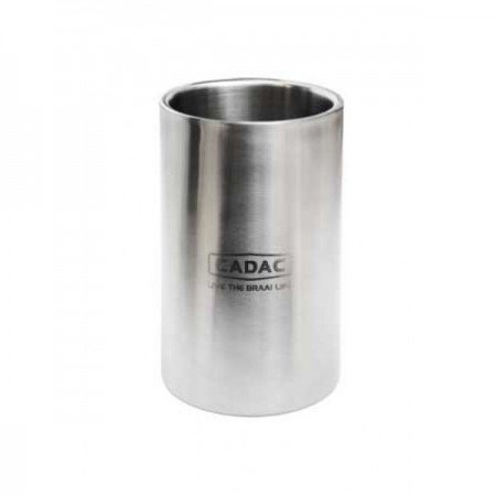 Cadac - Stainless Steel Wine Cooler Silver