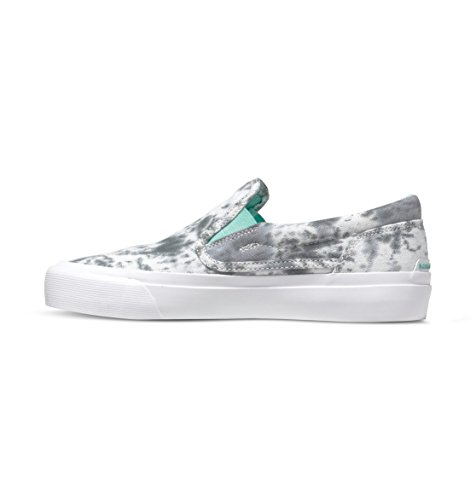 DC Shoes Trase J Shoe, Sneakers da Donna Grigio (Grey Feather Camo)