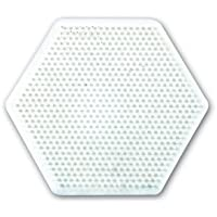 Hama 100-276 - Platte, 6-eckig, 15 cm