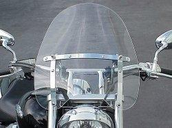 Windschild motorrad für Daelim Daystar 125/250 FI