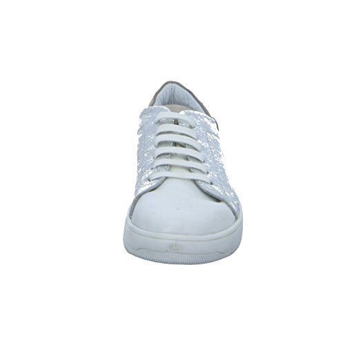 BOXX 68117 Damen Schnürhalbschuh Grau (Silber)