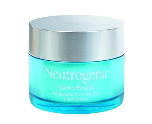 Neutrogena Hydro Boost - Mascarilla de noche hidratante, 50 ml