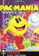 Pac-Mania - Sega Mega Drive PAL