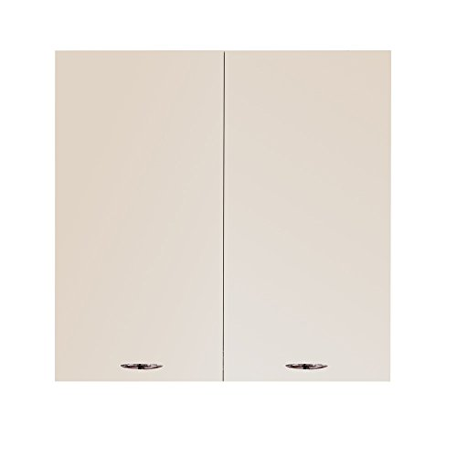 Divina Home Mueble Armario escurreplatos 80x 35x 70cm Blanco Muebles de Cocina dh55425