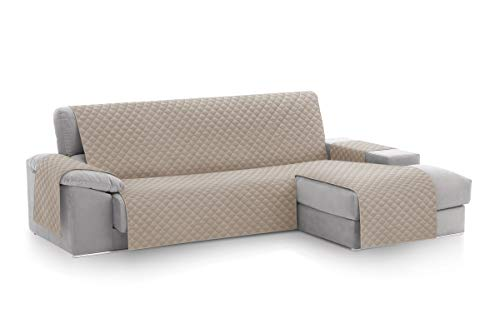 Textil-home Funda Cubre Sofá Chaise Longue