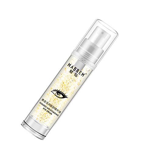 babysbreath17 Goldene Haut-befeuchtende Ernähren Serum Falten Remover Schwarz Augen Kreis Eye Bag Entfernungs-Creme