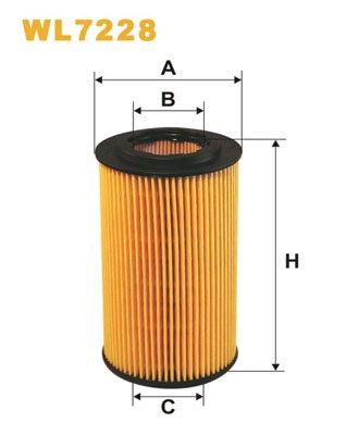 Preisvergleich Produktbild Ölfilter u.a. für Opel,  Saab / Preishammer von kfzteile24 / Filter,  Schmierung