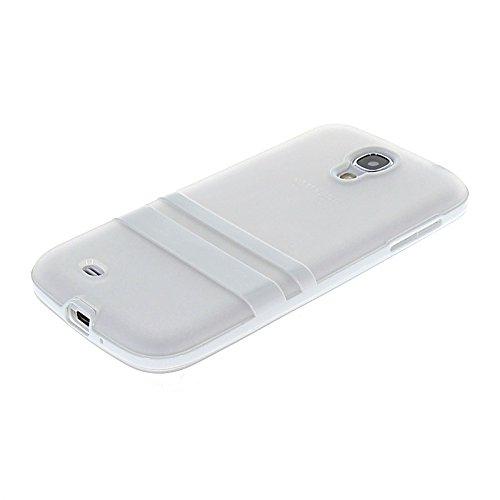 MOONCASE TPU Silicone Housse Coque Etui Gel Case Cover Pour Apple iPhone 6 Plus Gris Claire