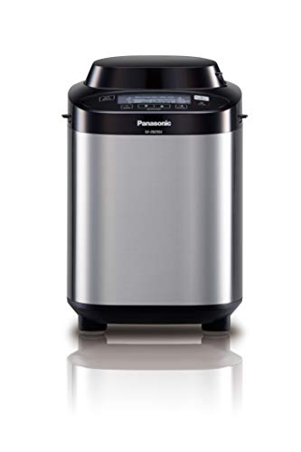 Panasonic SD-ZB2502BXC Stainless Steel Bread Maker