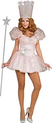Kostüm Glinda Zauberer von Oz sexy Frauen
