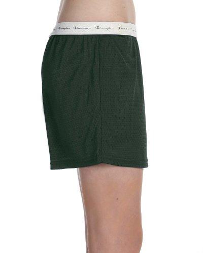 Champion - Short de sport - Femme Vert - Athletic Dark Green