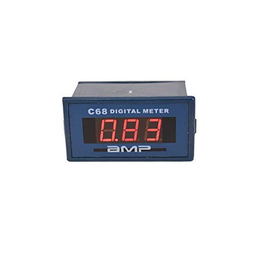 TuToy Single-Phase Ac Current Meter Digital Display 220V10A Small-Scale Ammeter Compatible With 85L17