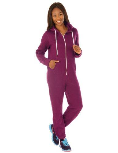 Balingi Damen Overall BA10369, Größe:M/L;Farbe:violett