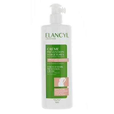 Elancyl Crème Prévention Vergetures 500 ml (Stretch-center)