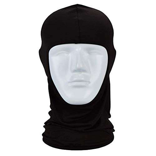 Imagen de lioobo máscara de caza racing cs pasamontañas a prueba de viento  a prueba de polvo juego de montar flying hood riding equipment sport mask 3 pack alternativa