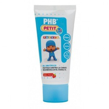 PHB Dentífrico Infantil Pocoyo 50 ml
