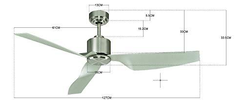 Deckenventilator Lucci Air Airfusion Bild 4*