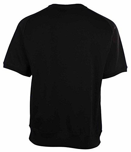 Nike - Maglietta sportiva -  uomo nero - nero