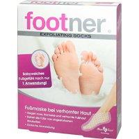 footner Footner Exfoliating Socks, 2 St