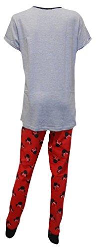 """Disney Minnie Mouse """"Love Mickey Forever"""" Mujeres Pijamas"""