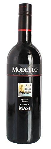 Modell Wein (Masi - Modello delle Venezie Rosso IGT Rotwein trocken 12% Vol. - 0,75l)