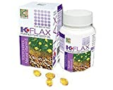 K-FLAX Purified Flax Seed Oil by K-Link,...