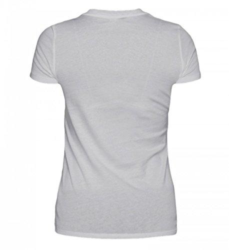Kind Organic Grau Küste der Meliert Shirtee Hochwertiges Shirt Damen w4FzqnxpEI