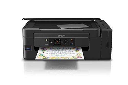 Epson EcoTank ET-2650. Tecnología de impresión: Inyección de tinta, Impresión: Impresión a color. Resolución máxima: 5760 x 1440 DPI, Velocidad de impresión (color, calidad normal, A4/US Carta): 15 ppm. Copiando: Copia a color, Escaneando: Escaneo a ...