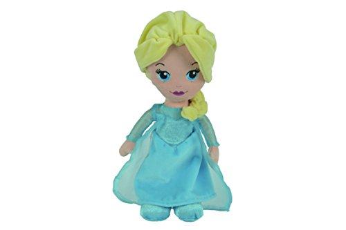 Simba 6315873249 - Disney Frozen niedliche Plüsch Elsa 25 cm