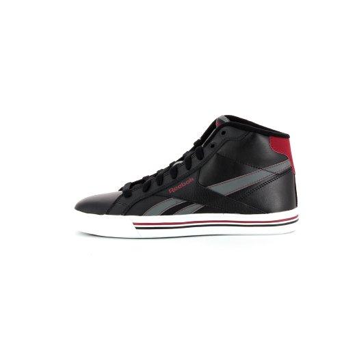 Reebok Royal Complete Mid, Baskets mode homme Noir