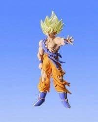 Bandai - Gashapon - Dragon Ball Z - Série speciale HG Senryaku no Freezer - Goku Super Saiyan