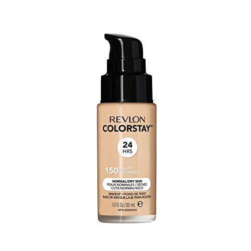 Revlon 35417 Colorstay Base Maquillaje Pieles Secas