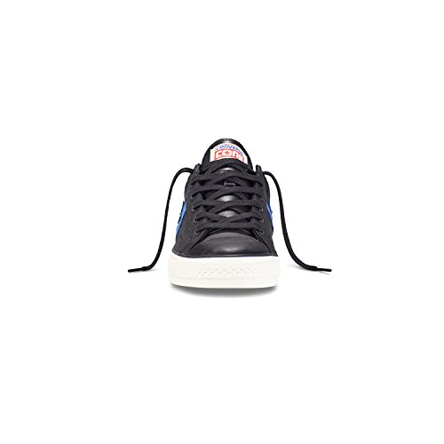 Converse - Sp Fundam Leath, Sneaker alte Uomo Nero