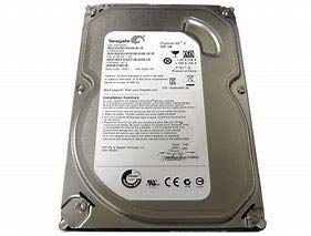 Seagate 500GB SATA HDD