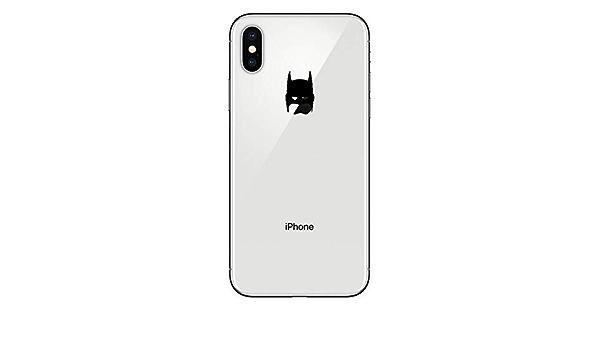Coque Silicone IPHONE 11 Batman Fun Apple Bruce Wayne Tête ...