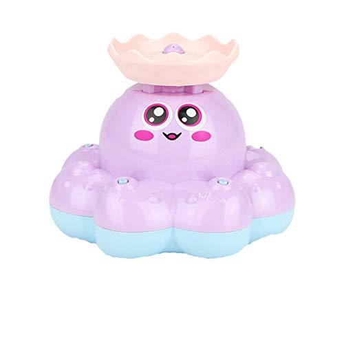 ug Kindertag Geschenk Schwimmende Wasser Sprayer Krake Badewanne Dusche Pool Badezimmer Spielzeug für Kinder ()