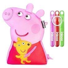 The Bridge Direct Color n' Create Peppa Pig Plush