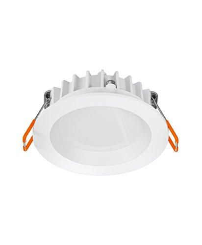 Osram LED-Deckenleuchte, 41191 IVIOS LED III C WT , weiß, Einbauleuchte, Dimmbar, 2X5,5W 4X1OSRAM