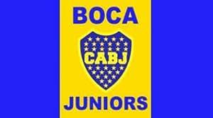 Boca Juniors F.C. Drapeau