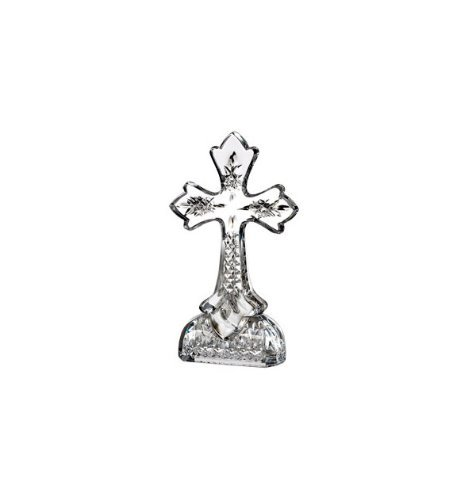 Waterford Crystal Lismore 7.5 Standing Cross by Waterford Waterford Crystal Cross