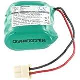 Batterie type PSC 098, 4.8V, 200mAh, Ni-MH