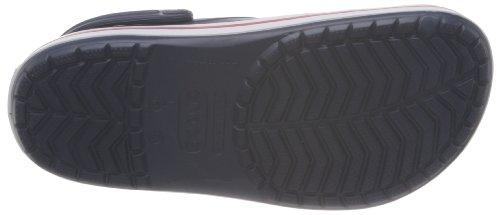 Crocs Crocband Sabot U, Ciabatte Unisex Adulto Blu (Navy)