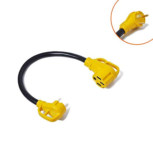 ForceSthrength Auto Parts RV Yacht Power Conversion Head 30a Revolution 50a  Madre 125v Amarillo