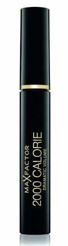 3x Max Factor Calorie 2000 Dramatic Volume Mascara Black by max factor