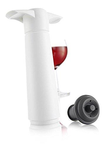 Vakuum Weinpumpe mit 1 Stopfen