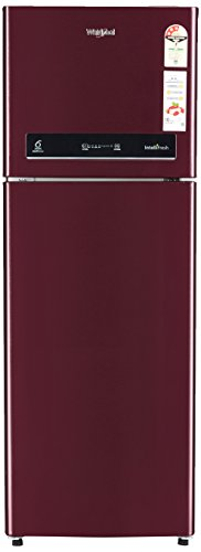 Whirlpool 265 L 3 Star Frost-Free Double Door Refrigerator (IF278...
