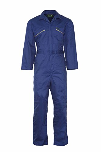Champion-Mens-Classic-Heavy-Duty-Cotton-Twill-Blend-Boilersuit-Overalls-1688