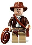 LEGO Indiana Jones Minifigure - Classic Version With Whip And Satchel (2008)